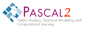 Pascal2 logo (supporting institution in 2011)
